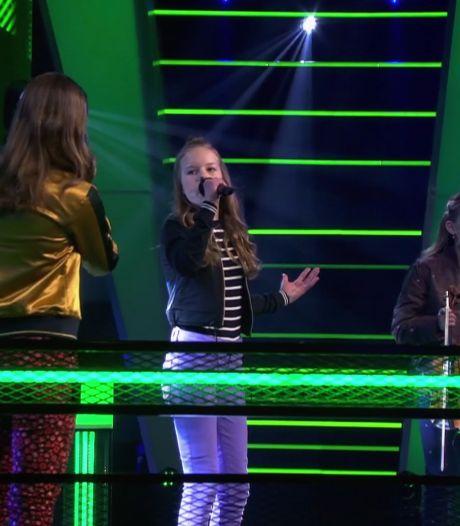 Ruim 1 miljoen kijkers zien Bente, Celia en Linn indruk maken met versie van Nothing Else Matters
