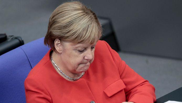 Angela Merkel fait partie des politiciens visés