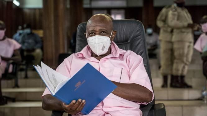 Held van 'Hotel Rwanda' schuldig bevonden aan terrorisme en moet 25 jaar de cel in