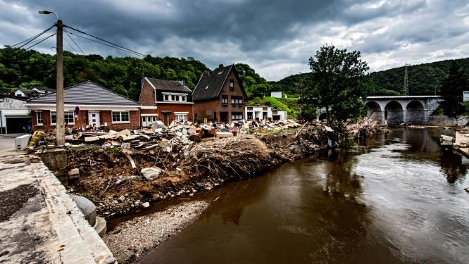 Plus de 70.000 dossiers introduits auprès des assurances à la suite des inondations