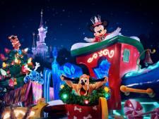 Disneyland Paris dévoile son programme féerique pour Noël 2021