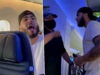 """""""Ik breek je nek!"""" Passagier door het lint na vraag om mondmasker op te zetten"""