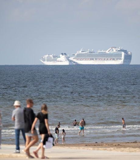 Gemist? Ergernis over cruiseschepen voor Haagse kust en ook in 1886 werd volop 'getinderd'
