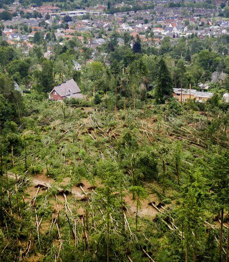 Meteoroloog: puur toeval dat juist Leersum door rampspoed is getroffen. Dit is wat er gebeurde