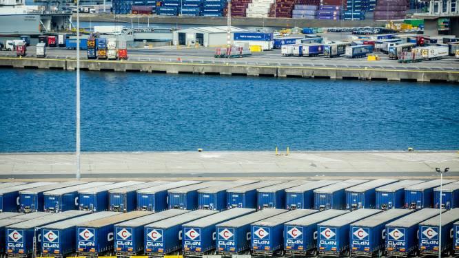 Haven van Zeebrugge ondervindt nauwelijks hinder van brexit: totale tonnage in eerste helft van 2021 stijgt zelfs
