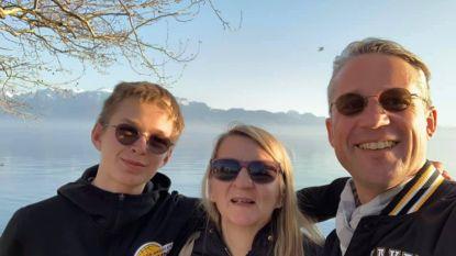 Vader gezinsdrama in Zwitserland liet afscheidsbrief achter