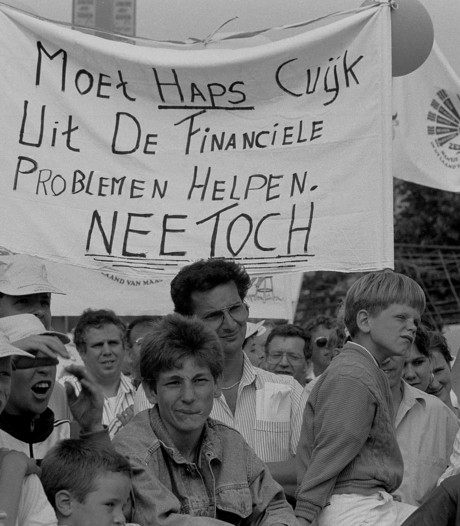 Herindelingsplan Land van Cuijk kan prullenbak in