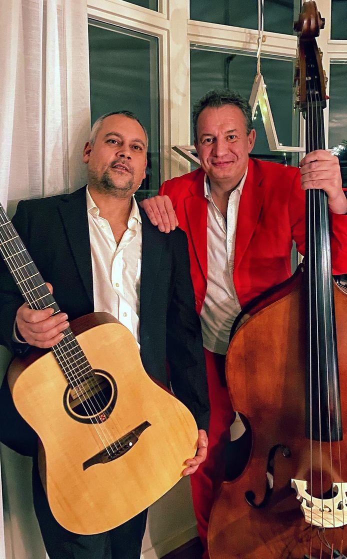 Donny Benjaminsz en Maikel Harte keren terug naar de basis: De Lamaketta's als duo.
