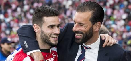 Van Nistelrooij volgt Van Bommel op als trainer PSV onder 19