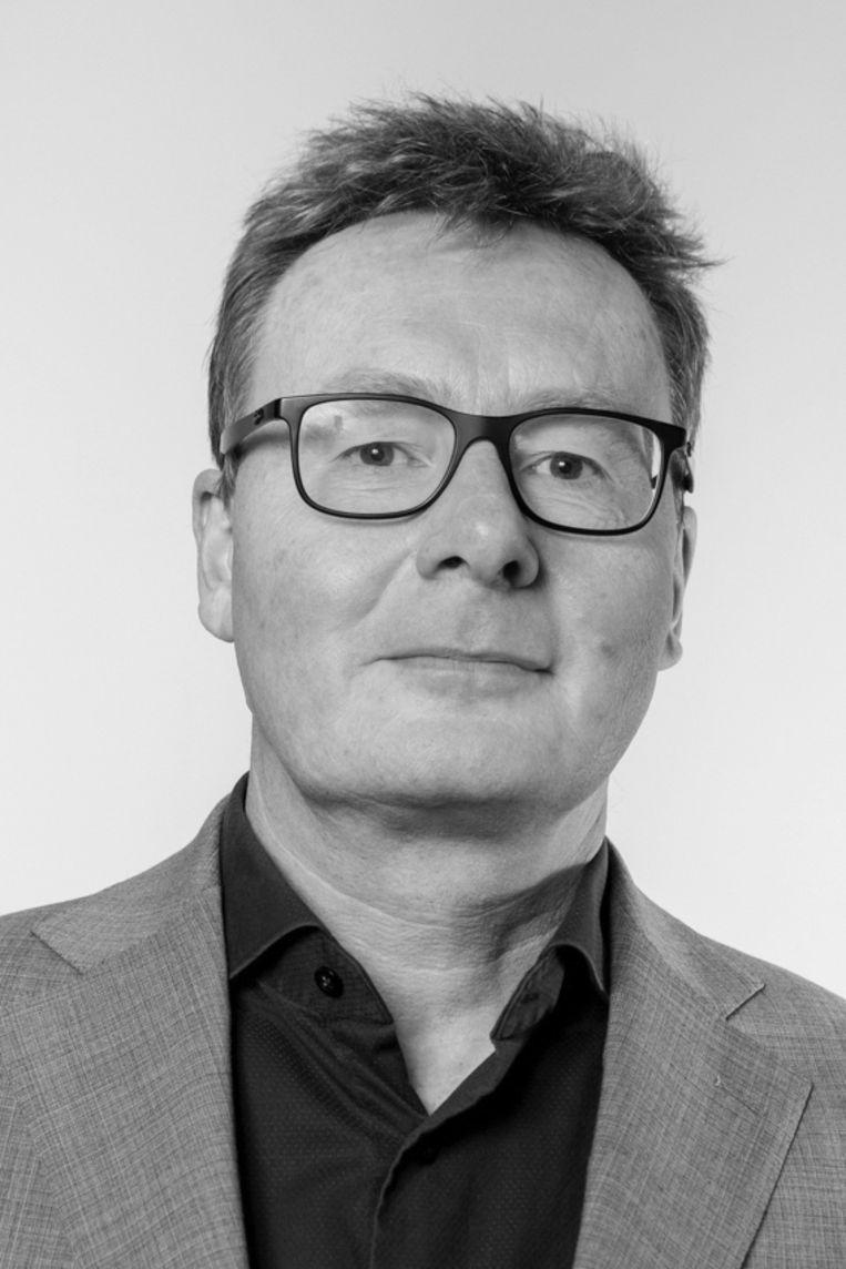 Roland Pierik, universitair hoofddocent rechtsfilosofie aan de Universiteit van Amsterdam. Beeld