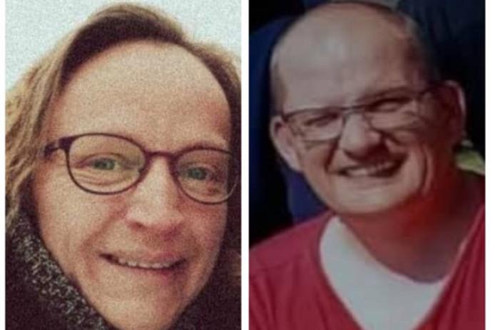Andrea en Marcel uit Blerick verdwenen in augustus van dit jaar spoorloos.