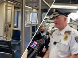 Passagiers filmen verkrachting in metro VS en grijpen niet in, politie woest