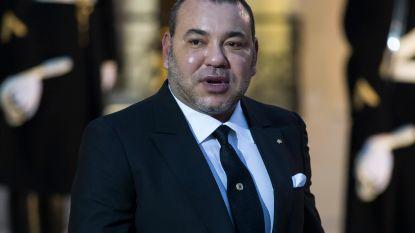 """Koning van Marokko onder vuur voor horloge van 1,2 miljoen: """"Sommigen hebben hier niet eens elektriciteit"""""""