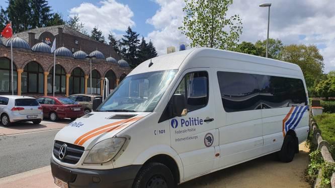 """Politiebescherming Limburgse moskeeën opgeheven nu lichaam Conings is gevonden: """"Opgelucht, maar erg voor familie en nabestaanden"""""""