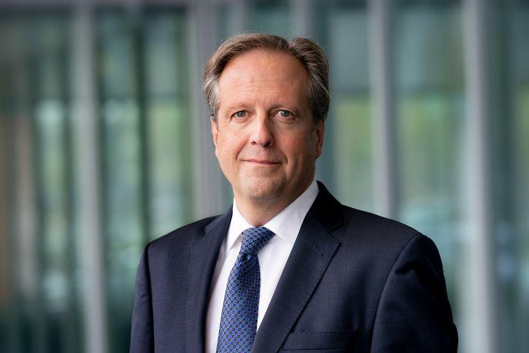 De toenmalige premier Balkenende typeerde Alexander Pechtold als minister voor spek en bonen. Beeld BNNVARA