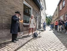 Hart en hoofd struikelen over Joodse tragedie in Terborg; struikelstenen voor woningen