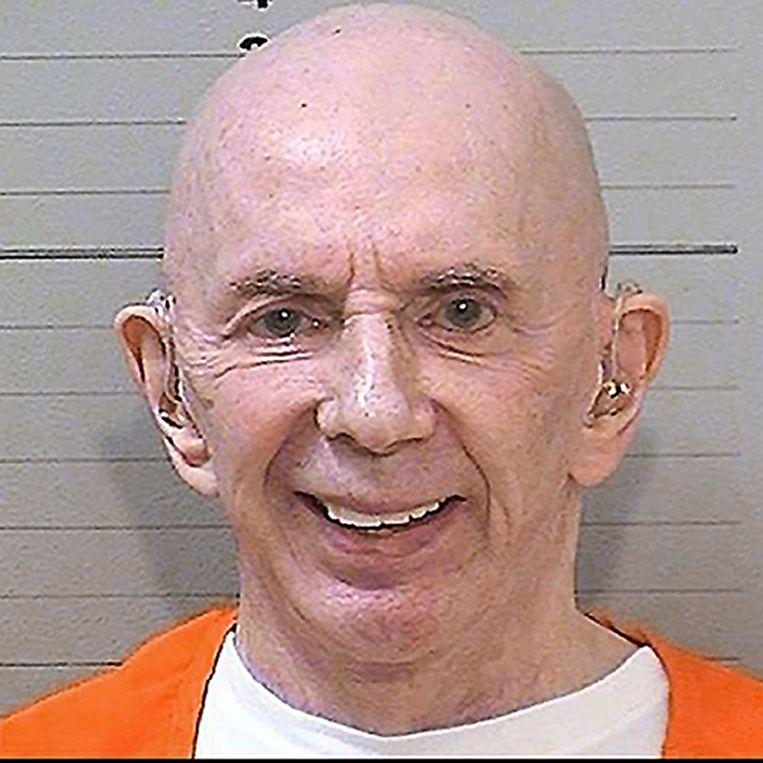 De gewelddadige gek in Phil Spector heeft het in de laatste decennia van zijn leven gehaald van het muzikale genie. Beeld Getty Images