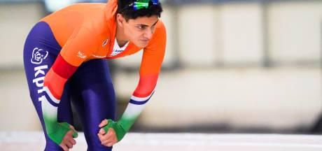 Bornse schaatser Diniz naar ploeg TalentNED van Gerard Kemkers