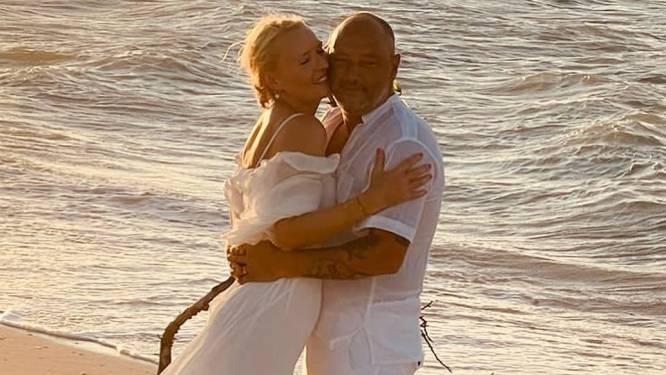 Chocolatier Dominique Persoone verrast zijn vriendin met huwelijk in Mexico
