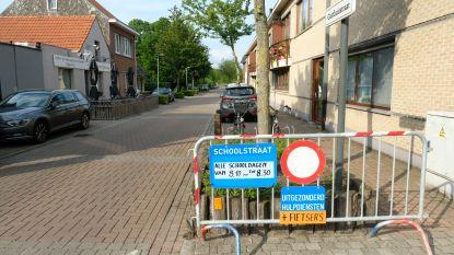 Gasthuisstraat wordt enkel 's ochtends schoolstraat