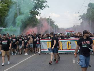 Staan 'regenboogsupporters' straks voor 'Brigade van de Karpaten' in München?