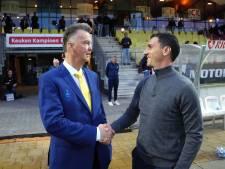 LIVE   Kan Louis van Gaal Telstar aan de overwinning helpen? 'We spelen totale pressing'
