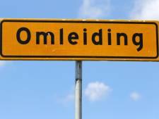 Zuidelijke ringweg Groningen zes weken dicht: verkeer richting Drenthe en Friesland omgeleid
