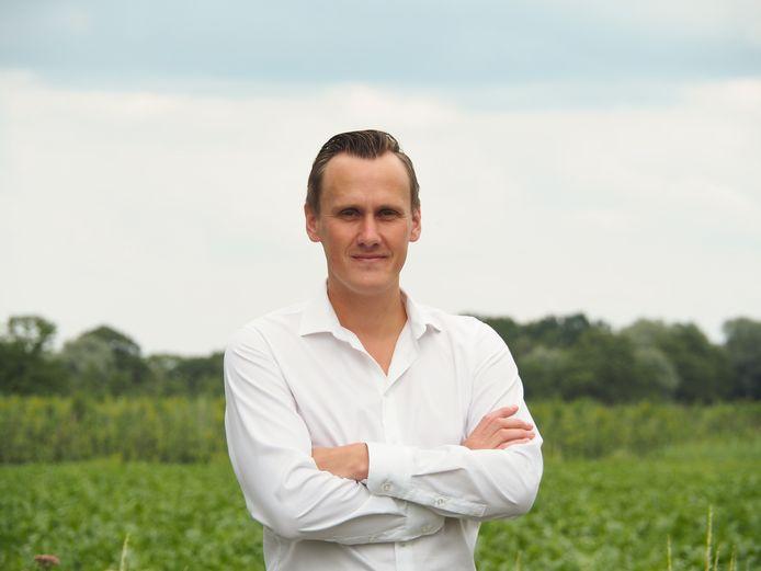 Thijs van der Heijden is de nieuwe directeur van Mars in Veghel.
