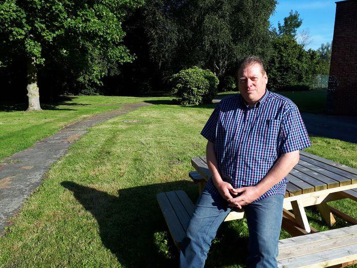 Geraardsbergen: Karll Roeland is een tevreden directeur.