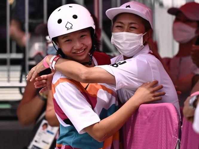 LIVE OS. Amper 13-jarige Japanse pakt goud in skateboarden - 16 nieuwe besmettingen geregistreerd