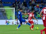 Luis Suárez redt Atlético in Getafe