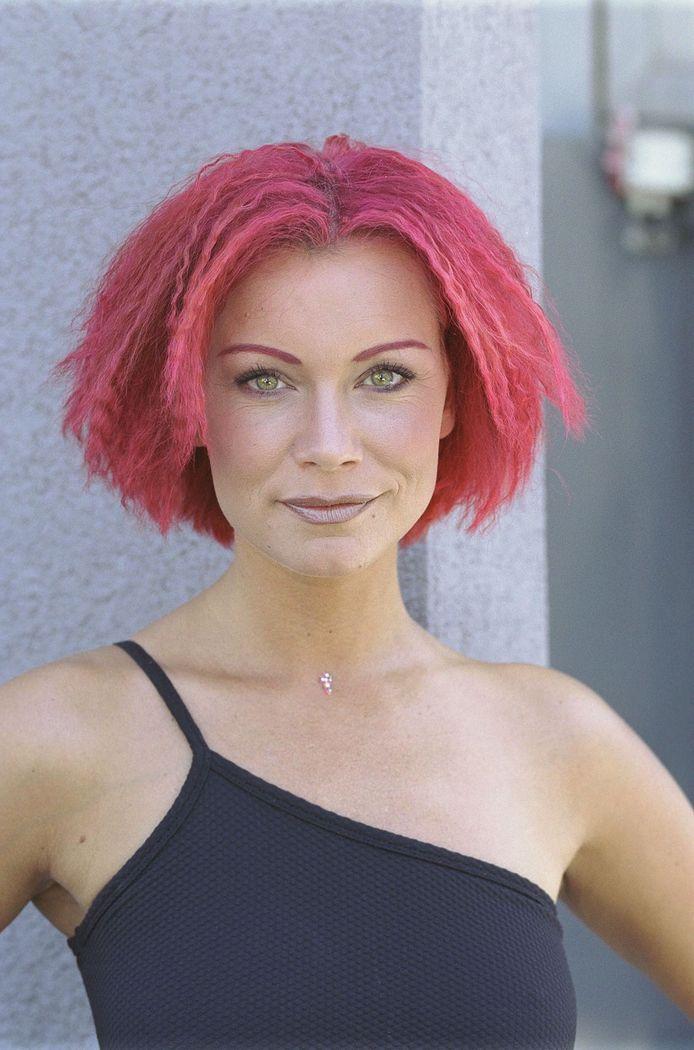 Cindy Pielstroom in 1999