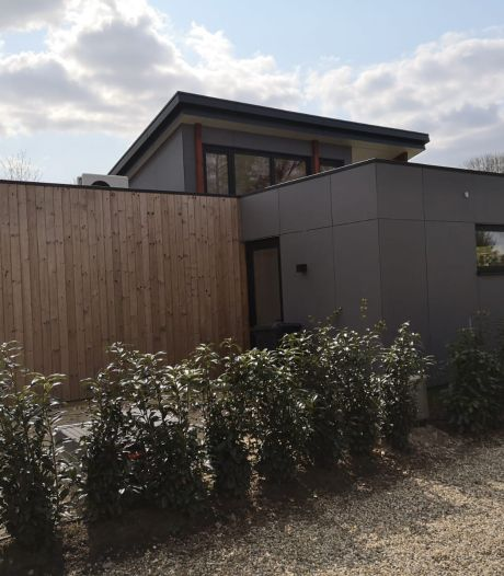 Bewoners woonpark Tergouw in Oosterhout fel tegen bouw 'gedrochten van kunststof en glas'