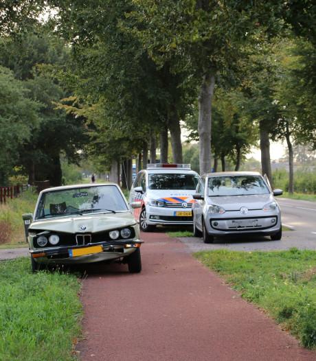 Kettingbotsing met drie auto's in Voorthuizen