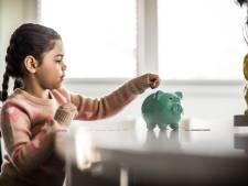 'In de puberteit zorgt geld voor het meeste plezier'