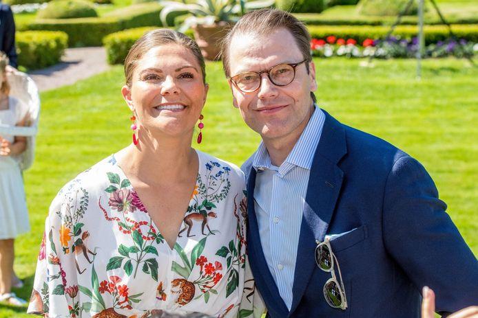 La princesse Victoria succèdera à son père Carl Gustaf