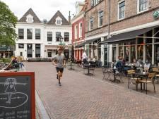 Zwolle schaft terrasbelasting voor heel 2020 af