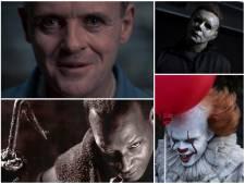 Hannibal Lecter, Candyman en de top 5 'gedenkwaardige griezels'