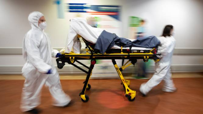 Sinds 1 oktober 547 patiënten getransfereerd naar andere ziekenhuizen: Oost-Vlaanderen nam er meeste over