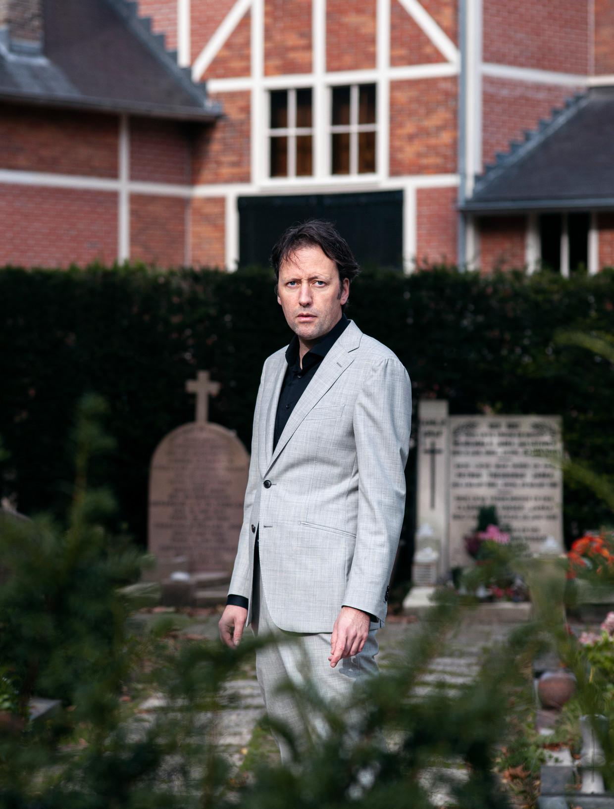 Joris van Casteren: 'Frank (Starik) wilde het al eerder aan mij overdragen. Ik wilde dit graag doen.'