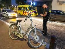 Ongeval tussen motor en fietser in Oss, man raakt gewond aan het hoofd