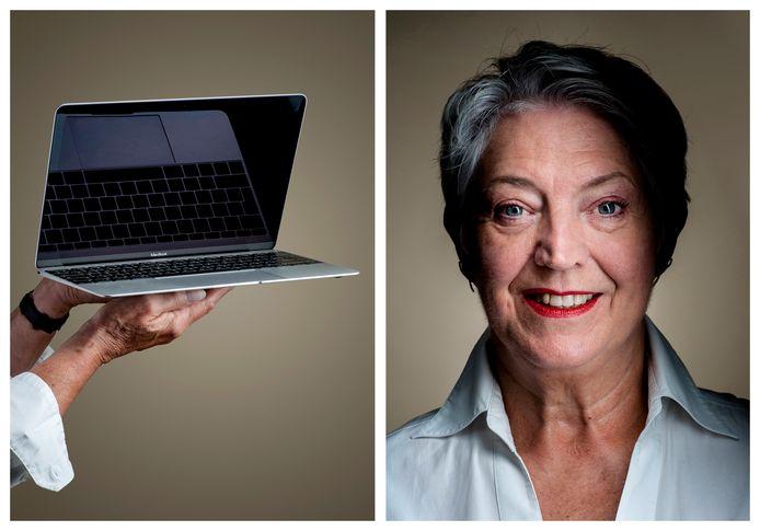 Toen ict-expert Herma Volwater (66) met pensioen ging, wilde ze wat terugdoen. Sindsdien deelt ze haar kennis van Bangladesh tot Bosnië.