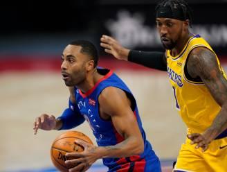 Lakers verliezen nu ook tegen Pistons, Clippers kloppen Miami