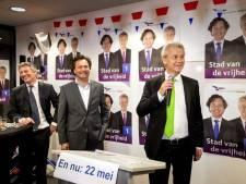 Vertrekkende PVV'ers Almere blijven Wilders toch trouw
