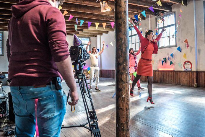 Delft Fringe Festival 2021 Online