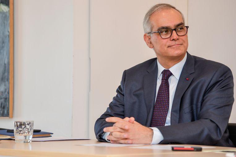 Hans Van Duysen treedt als voorzitter van de nieuwe fusieclub in de voetsporen van zijn grootvader Adhemar Goeters: de eerste voorzitter van Sporting Lokeren.