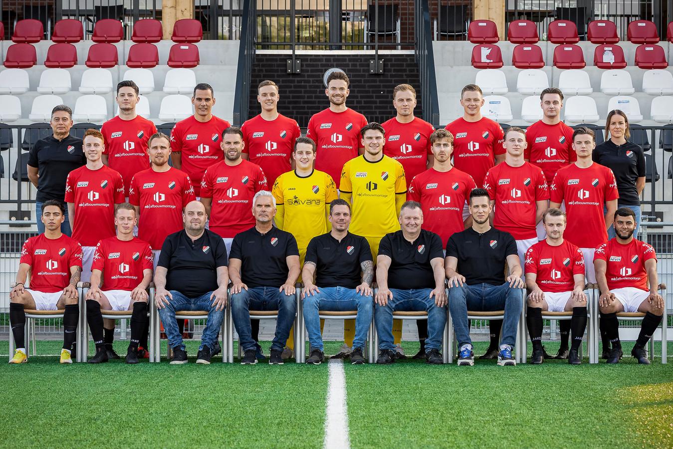 Het eerste van NIVO-Sparta speelt 10 juli om 17.00 uur thuis tegen FC Den Bosch.