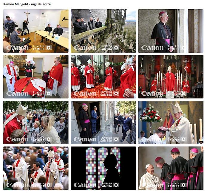 Serie over bisschop Gerard de Korte van het bisdom Den Bosch genomineerd voor Zilveren Camera Ramon mangold