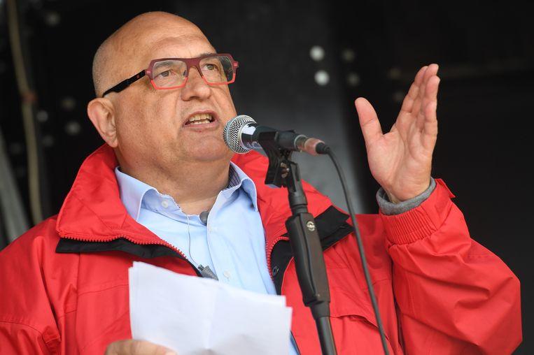 Rudy De Leeuw. Beeld BELGA