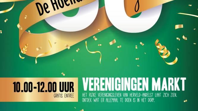 Dorpshuis Hoendrik in Herveld viert heropening én jubileum